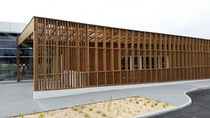 CONSTRUCTION D'UN ÉQUIPEMENT AQUATIQUE AUX SABLES D'OLONNE
