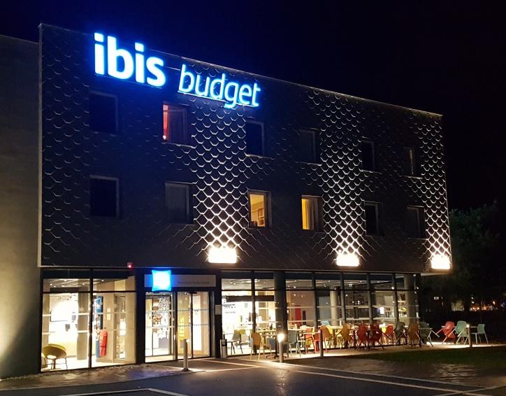 CONSTRUCTION D'UN HOTEL IBIS BUDGET À SAINT GENIS POUILLY