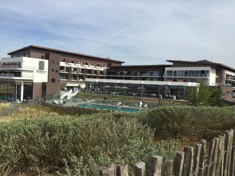 CONSTRUCTION D'UN HOTEL 4 **** ET D'UN CENTRE DE THALASSOTHÉRAPIE À CABOURG