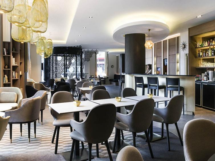 CONSTRUCTION D'UN HOTEL 4 * NOVOTEL SUITE PORTE DE VANVES