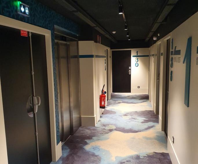 CONSTRUCTION D'UN HOTEL IBIS STYLES DE 40 CHAMBRES À MERS LES BAINS