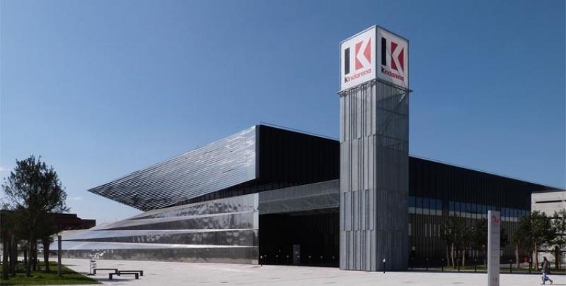 CONSTRUCTION D'UN PALAIS DES SPORTS « KINDARENA » À ROUEN